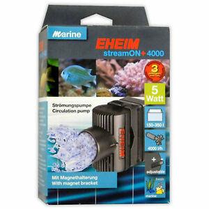 EHEIM streamON+ CIRCULATION PUMP 4000 / 5000 Lph FRESH MARINE AQUARIUM FISH TANK