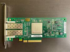 20 Qlogic Has Cards Qle2562-E 8Gb Fibre Channel Adapter Fc Dual Port Channel