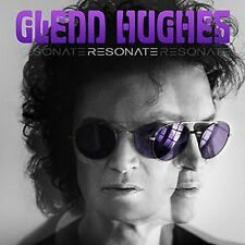 Glenn Hughes    -  Resonate(180g Deluxe White Vinyl LP with Gatefold)