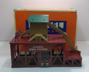 Lionel 6-12847 #352 Operating Icing Station/Box