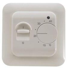 Raumthermostat Unterputz interner + externer Fühler Infrarotheizung #a56