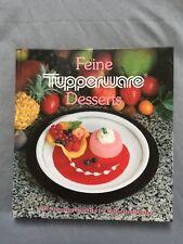 Tupperware Desserts Rezeptbuch