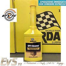 Additivo Gasolio Pulitore Filtro Antiparticolato FAP Diesel BARDAHL DPF CLEANER