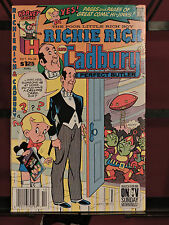 Richie Rich & Cadbury #26 (Oct 1990, Harvey)