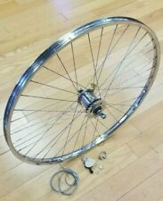 "NOS Sturmey Archer AW + Schwinn S-6 27"" rear wheel excellent shape"