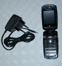 Téléphone Portable à Clapet Samsung. 3G.Bon état. Noir.