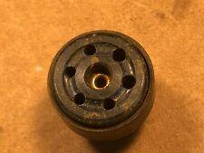 Vintage 6-pin Tube Socket to 5-pin Plug Vacuum Tube Adapter