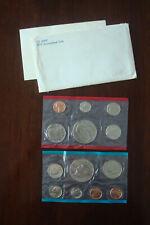 1973 US Mint  13 Coin Set   DENVER & PHILADELPHIA One Dollar SEALED PACKAGES