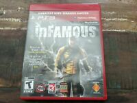 inFamous (PS3, Sony PlayStation 3, 2009)