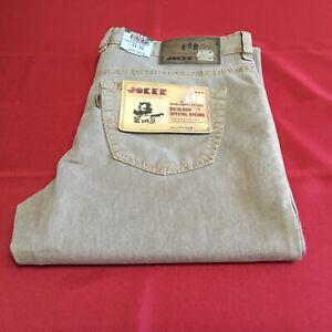 Joker Clark Herren Jeans Stretch Beige ( 3455/0406) Gr: wählbar neu mit Etikett
