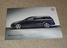 Vauxhall Astra Sales Car Brochures