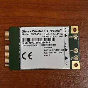 Sierra Wireless MC 7455 Cellular Module...FREE SHIPPING!