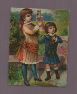 Kitschbild - Gruppe Von Kleines Mädchen (i7097)