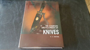 the complete encyclopedia of knives e a hartink book