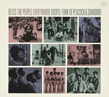 Bless The People Everywhere Gospel Funk Of Peacock & Songbird - Various (NEW CD)