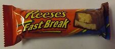 Reeses Fast Break Chocolate Candy Bar 18 Count Box
