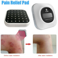 LASTEK Laser Therapy Device 36 Diodes Prostatitis Pain Relief Physiotherapy PAD