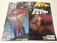 THE ALL NEW ATOM #1-7 (DC/2006/SIMONE/SCOTT/RYAN CHOI/051770) FULL SET LOT OF 7