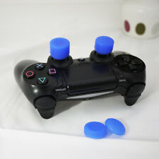 2 Sets Blue Playstation 4 Thumbstick Extender Grip for PS4 wireless controller
