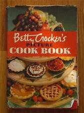 Betty Crocker  Picture Cookbook 1950  First Edition 7th printing Good Condition
