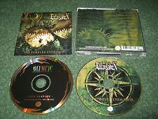 Enforsaken - The Forever Endeavor (CD, Mar-2004, Olympic) w/ bonus sampler disc