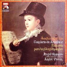 JOAQUIN RODRIGO Concerto De Aranjuez - Fant FR Press LP