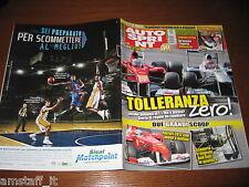 AUTOSPRINT 2011/40=RALLY FRANCIA OGIER=PANTANO=RENAULT WIND=PUBBLICITA' SISAL=