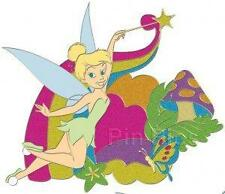 Disney Store Rainbow Tinker Bell Tink Flying LE 125 Pin