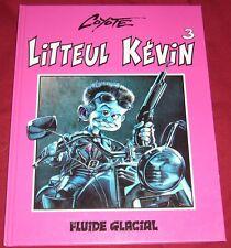 LITTEUL KEVIN 3 - COYOTE - FLUIDE GLACIAL