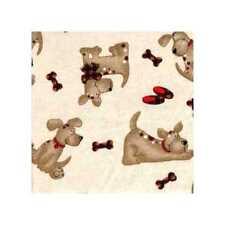 04054 Good Dog Tan - Flannel Fat Quarter