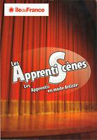 Espace Pierre Cardin  - Paris - Spectacle : Les apprentis sur scènes   (1310)