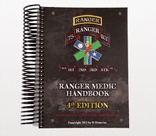 Ranger Medic Handbook - Authorized Distributor