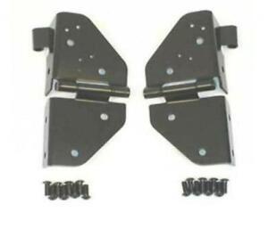 Smittybilt 7603 Windshield Hinge Fits 76-95 CJ5 CJ7 Scrambler Wrangler (YJ)