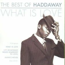 What Is Love The Best of 755174829826 by Haddaway CD