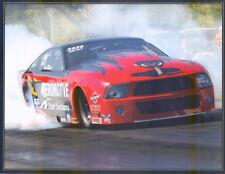 2007 Steve Matusek Aeromotive Ford Mustang Cobra Pro Mod NHRA postcard