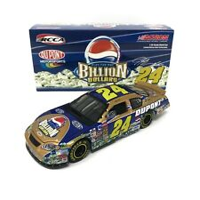 Jeff Gordon No. 24 DuPont/Pepsi Billion Dollar 2003 Monte Carlo Club 1:32 Car