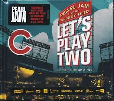 Pearl Jam - Let's Play Two Nowość 2017 |NEW CD Digibook