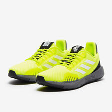 New Men's 10 Adidas Boost PulseBoost Winter HD Running Shoes Solar Yellow EF8906
