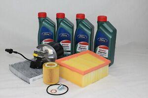Original Inspektionskit 1,5 TDCI NEO Ford EcoSport inkl. 4 Liter 0W20 Motoröl