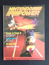 Nintendo Power Magazine 3 Track & Field II Blaster Master poster Error 2 Posters