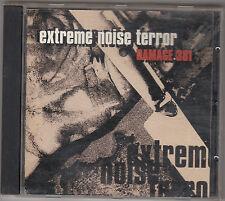 EXTREME NOISE TERROR - damage 381 CD