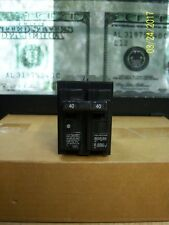 Used MURRAY MP-240 Type MP-T  2 Pole 40 Amp 120/240 Volt