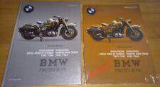 BMW R75WH 750/275 Book1+Supplement#1Giovanni Bianchi KS750 KDF Wehrmachtsgespann