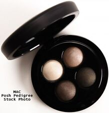 M·A·C NEW Mineralize Eyeshadow Quad x 4 'POSH PEDIGREE' Neutral Eye Shadow