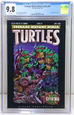 Teenage Mutant Ninja Turtles 61 CGC Graded 9.8 Mirage Studios Eastman & Laird