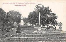 Portugal Falperra Braga Cruzeiro e Avenida da Magdalena em Santa Martha