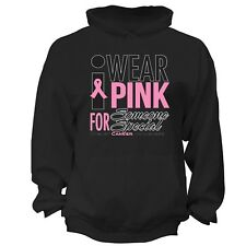 Breast Cancer Awareness PINK Ribbon Survivor supporter special one Hoodie S-6X