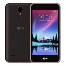 LG K4 X230 2017 Dual SIM Unlocked Smartphone Brown