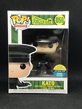 Funko Pop Kato Green Hornet SDCC 2019 Shared Exclusive 856 IN HAND