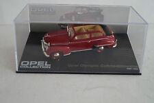 Modellauto 1:43 Opel Collection Opel Olympia Cabrio-Limousine 1951-1953 Nr. 63
